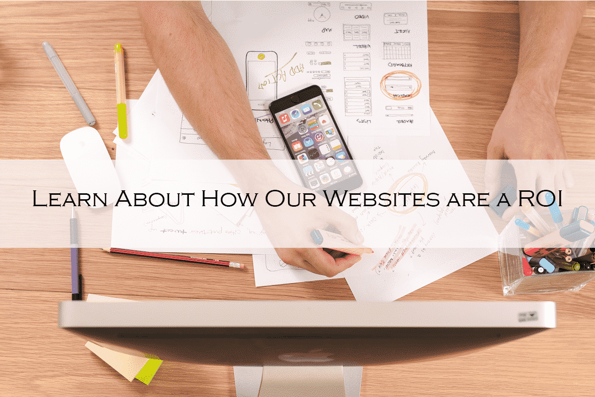 Learn about how a website can be a large return on investment