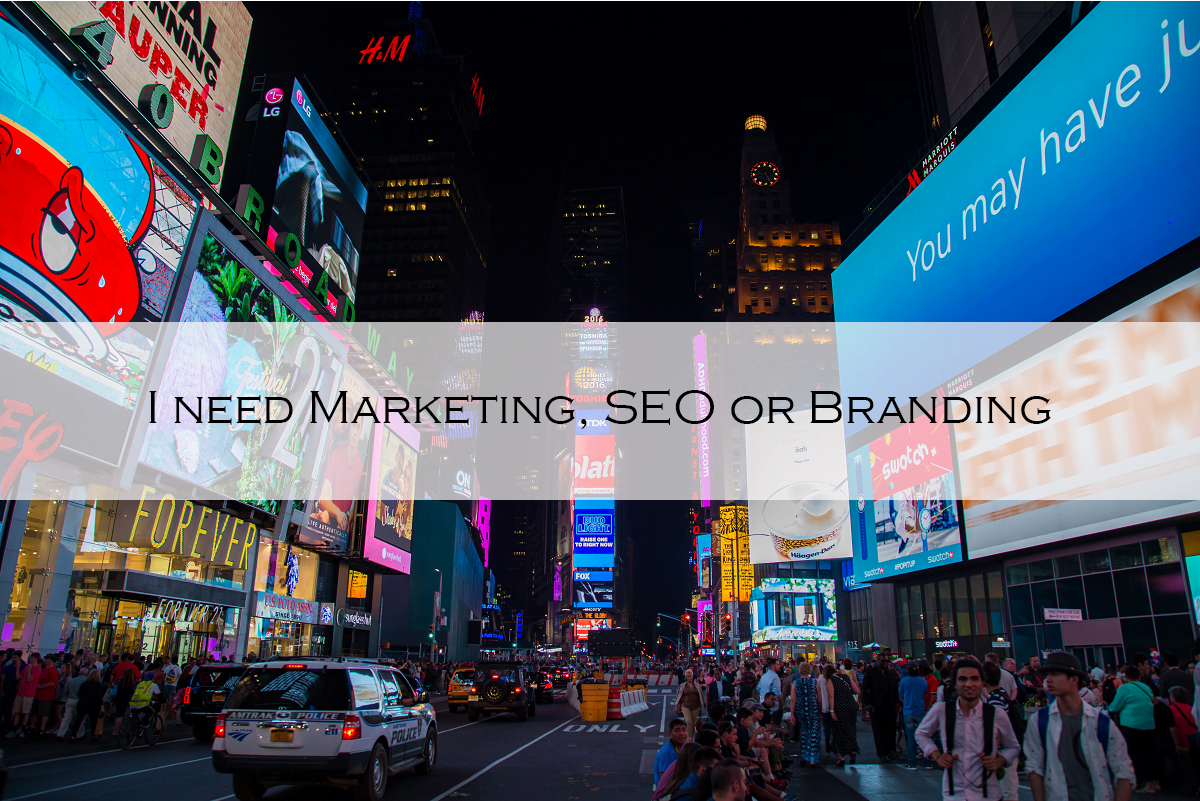 SEO and online Marketing for Brand building