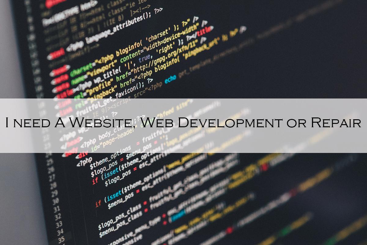 Web Design and Custom Website Development