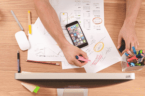 Comprehensive web design and development planning