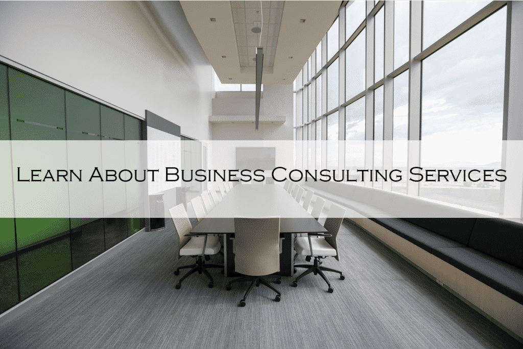 Learn about business consulting and how it can help you grow